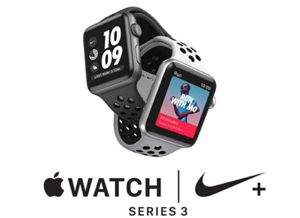 AppleWatchSeries3Nike+GPS+行動網路42mm