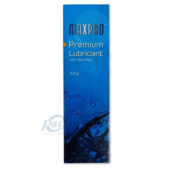 專品藥局 MAXPRO 瑪斯普羅 高品質 蘆薈醫療級潤滑液劑 100g (多國認證,durex杜蕾斯最大代工廠製造)【2000167】