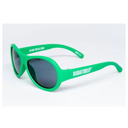 【遺失換新】美國Babiators BAB小朋友森林綠墨鏡(太陽眼鏡) 0-3歲【悅兒園婦幼生活館】