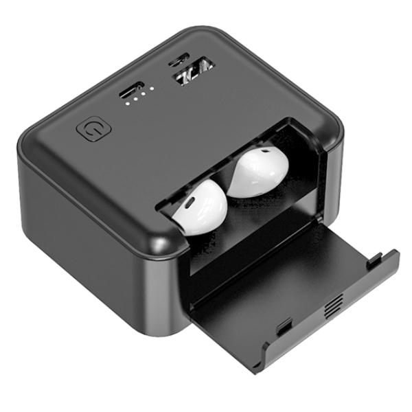 BLADE三合一無線藍牙耳機 現貨 當天出貨 台灣公司貨 行動電源 手機支架 藍芽耳機 無線耳機【coni shop】