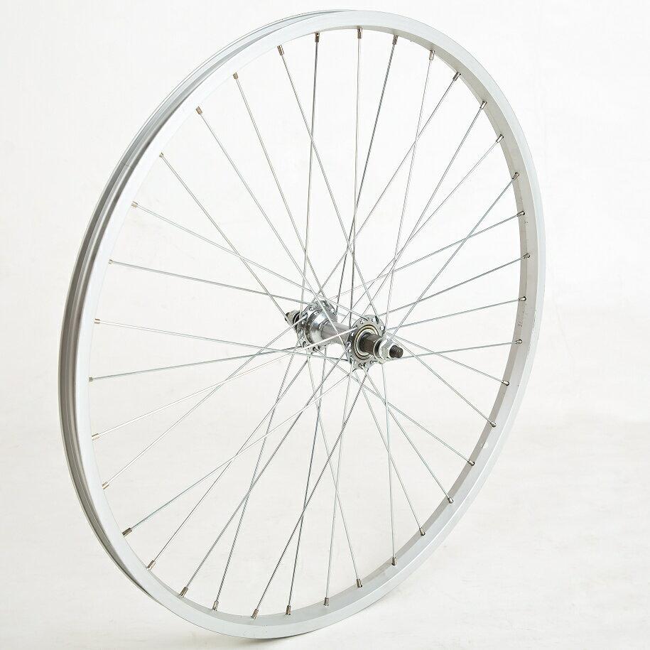 26吋登山車 / 通勤車 鋁合金輪組 --前輪組、後輪組(風檔/鼓煞用、V夾/V煞用)可挑選--《意生自行車》