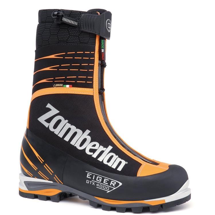 ZAMBERLAN 4000 EIGER EVO GTX RR 防水高筒雪攀雙重靴/冰攀靴/義大利製