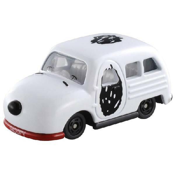 【真愛日本】18012300068 日版TOMY車-史努比車 日版 史努比 snoopy 史奴比 小車模型 日本帶回