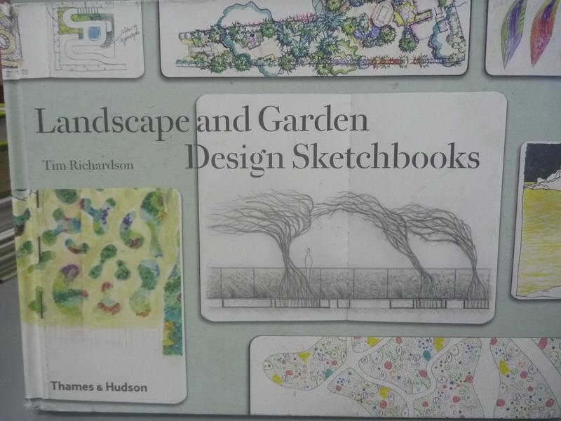 ~書寶 書T1/藝術_WDZ~Landscape and Garden Design Sk