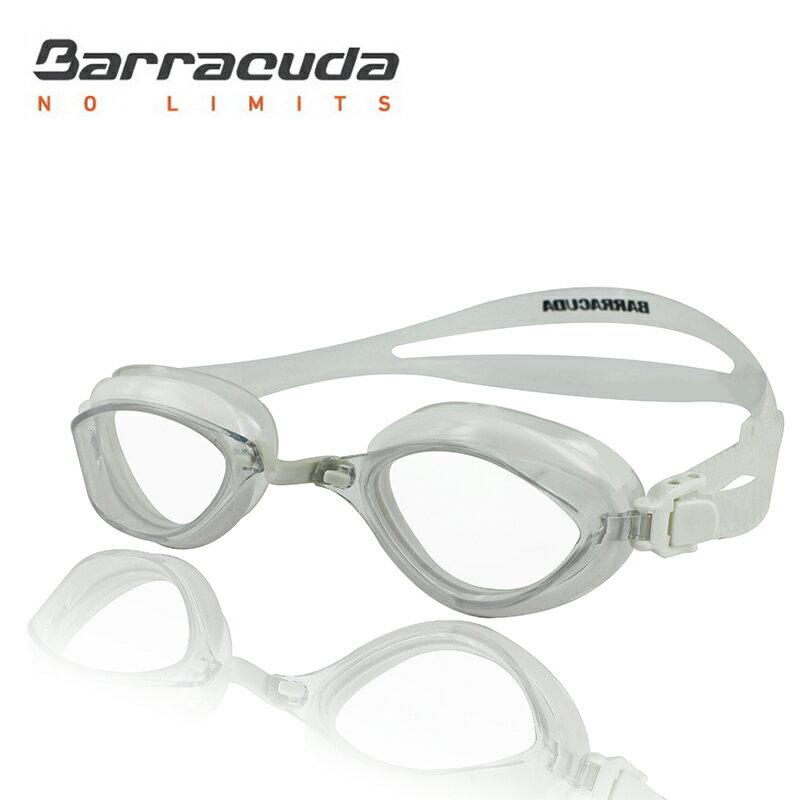 美國巴洛酷達Barracuda成人競技抗UV防霧泳鏡-FENIX#72755 1