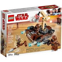 星際大戰 LEGO樂高積木推薦到樂高積木 LEGO《 LT75198 》2018年STAR WARS 星際大戰系列 - Tatooine™ Battle Pack就在東喬精品百貨商城推薦星際大戰 LEGO樂高積木