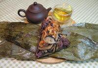 端午節粽子-北部粽推薦到【銀姐的廚房】黑米櫻花蝦肉粽 (10入)就在銀姐的廚房推薦端午節粽子-北部粽