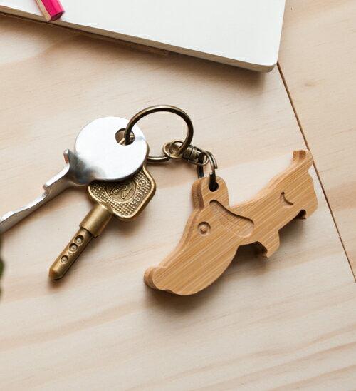 臘腸狗 - 鑰匙圈