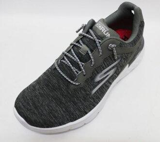 [陽光樂活] SKECHERS (女) Go Run 400 慢跑鞋 輕量 回彈力 緩衝 14809GRY