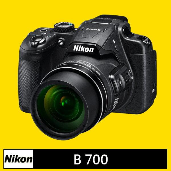 Nikon COOLPIX B700★(公司貨)★12/31前登錄 送Nikon萬用包