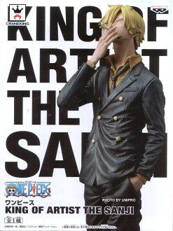 台灣代理版 KING OF ARTIST THE SANJI 香吉士 藝術王者 航海王 海賊王 彩色王