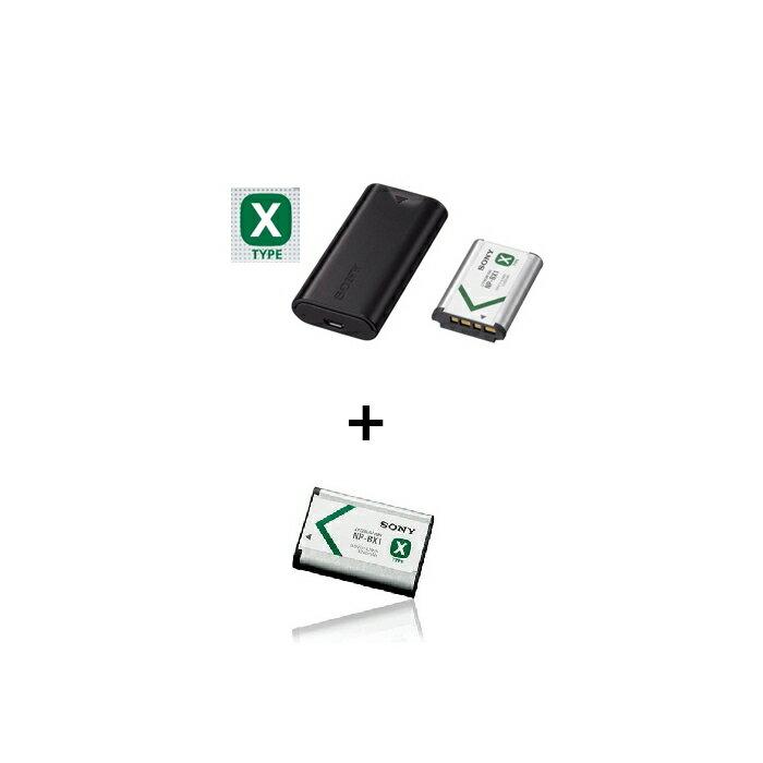 【SONY】 ACC-TRDCX 原廠充電組+原廠 NP-BX1 電池 (裸)
