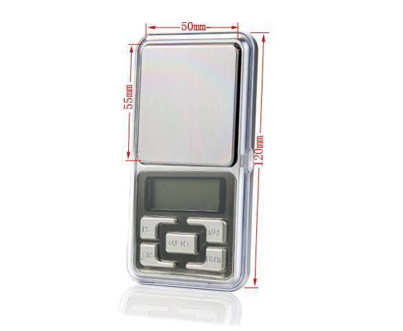 0.01g x 200g Electronic Digital Pocket Jewelry Scale Weight Balance 0