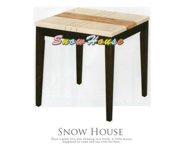 ╭☆雪之屋居家生活館☆╯AA742-01西米玉網石面胡桃餐桌(325)(DIY自組)飯桌三款可選