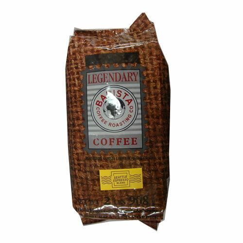 西雅圖傳頌濃縮綜合咖啡豆908g【愛買】