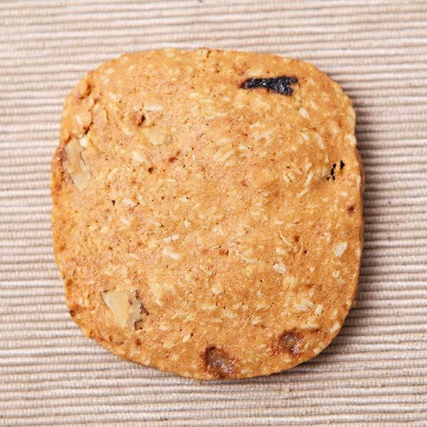 【午茶夫人】手工餅乾 核桃香脆 - 200g / 罐 ☆ 遵循傳統配方,高級進口核桃、燕麥、葡萄乾的完美結合 ☆ 1
