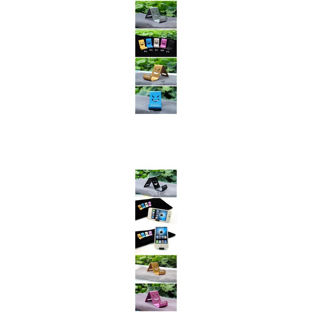 金屬惡魔手機支架 小米 三星 HTC 蘋果 iphone4 4S 電影底座 機底座支架居家必備xxXXXxboykimo