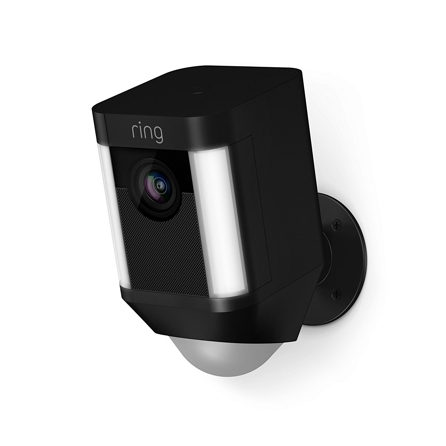Ring Spotlight Cam 1080p Outdoor Wi-Fi Camera w/Night Vision