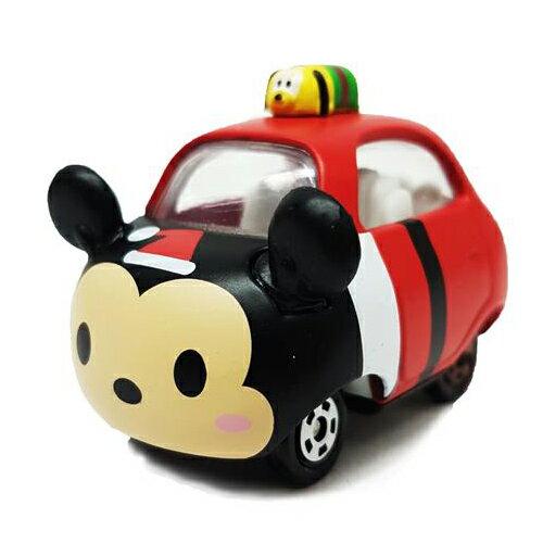 《TOMICA小汽車》夢幻TSUMTSUM疊疊樂小汽車-特仕車聖誕樹米奇