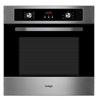 櫻花代理 義大利 svago享樂 FDT1007 嵌入式烤箱 ※熱線07-7428010