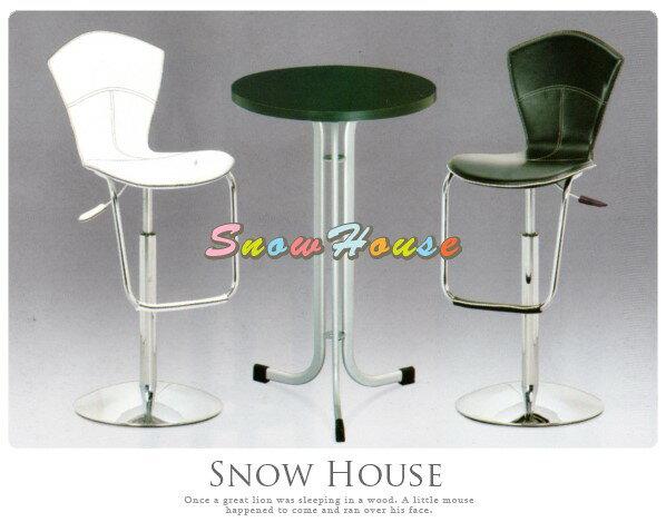 ╭☆雪之屋居家生活館☆╯AA899-01 409閃光銀吧檯桌(黑)/餐桌/酒吧桌/造型桌/咖啡桌/不含椅子