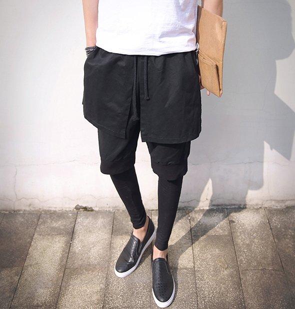 【JP.美日韓】韓國 褲裙 三件式 整體  買 G SHOCK GD M9 I6 OVK