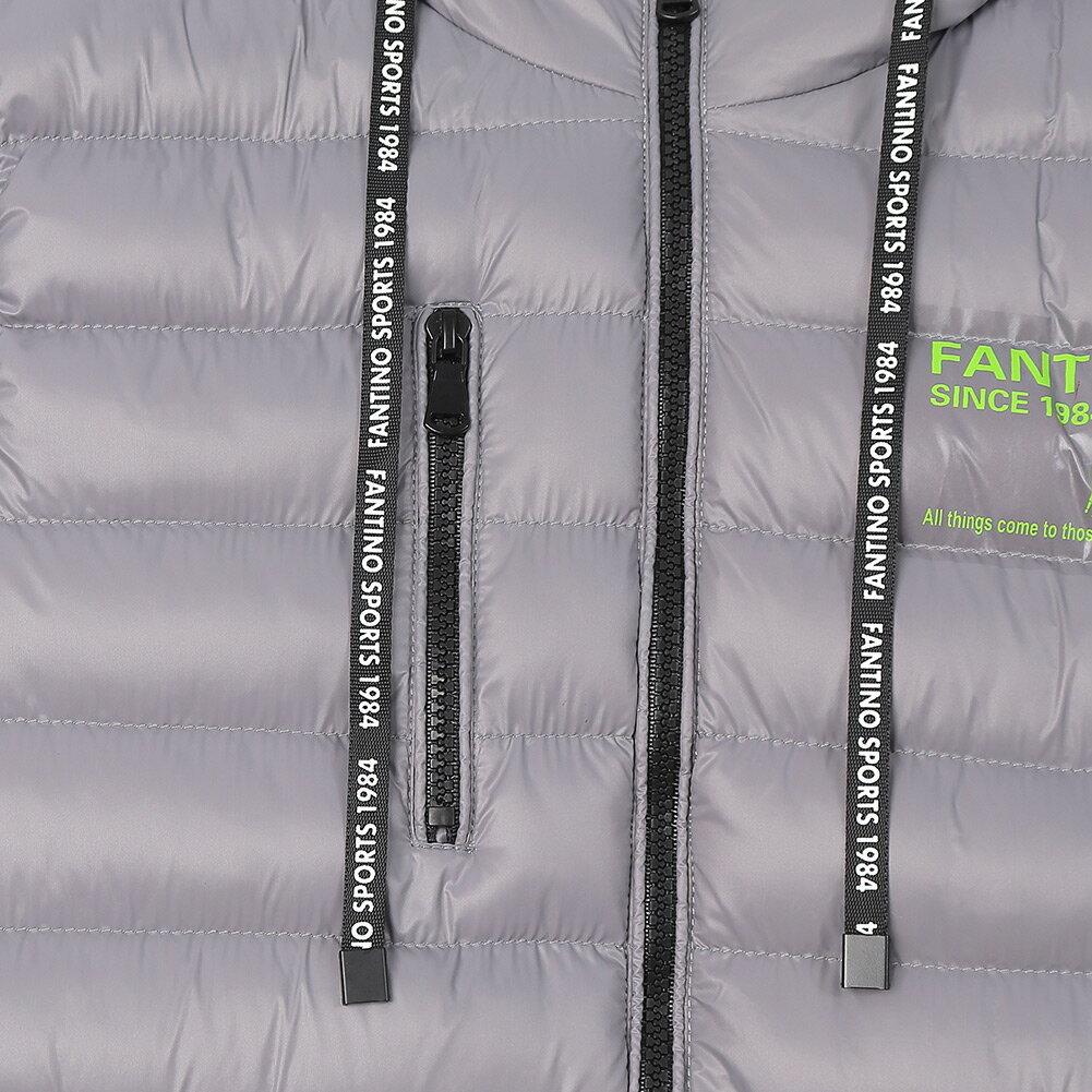 【FANTINO】背心(男)-灰 946317 9