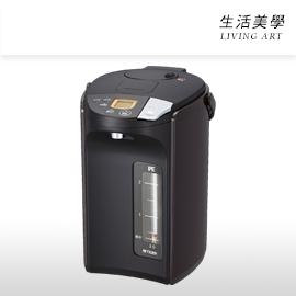 嘉頓國際 TIGER 虎牌【PIS-A300】熱水瓶 3公升 無蒸氣 快速煮沸 防止空燒 無線使用 手壓出水