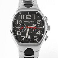 時尚老爸手錶推薦到范倫鐵諾Valentino 酒桶雙眼穩重時尚不鏽鋼手錶 計時功能 50米防水 柒彩年代【NE1829】單支售價就在柒彩年代推薦時尚老爸手錶