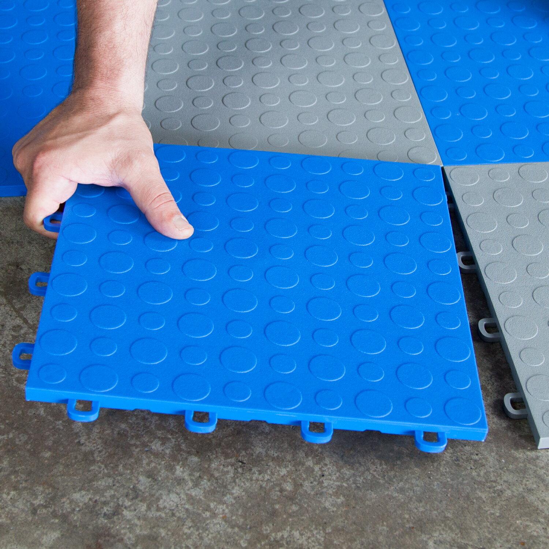 Garage Flooring Interlocking Tiles Coin