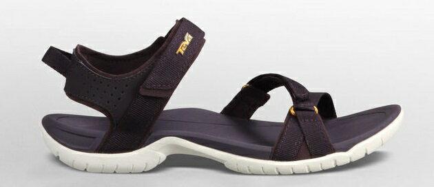 《台南悠活運動家》TEVA 美國 織帶運動水陸兩用鞋 涼鞋 紫 1006263-NSAD