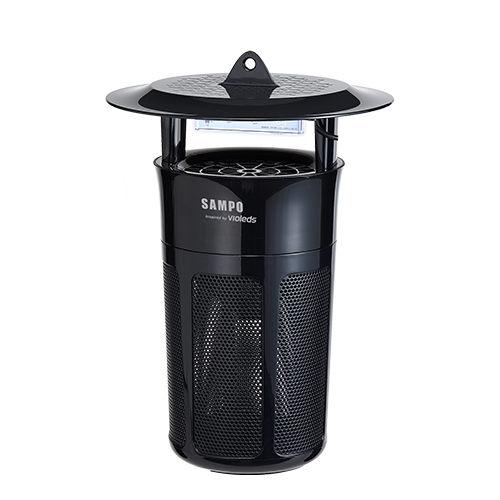 ★贈送東芝LED隨身燈★SAMPO聲寶強效UV捕蚊燈(防水型)ML-WM04E(B)**免運費**