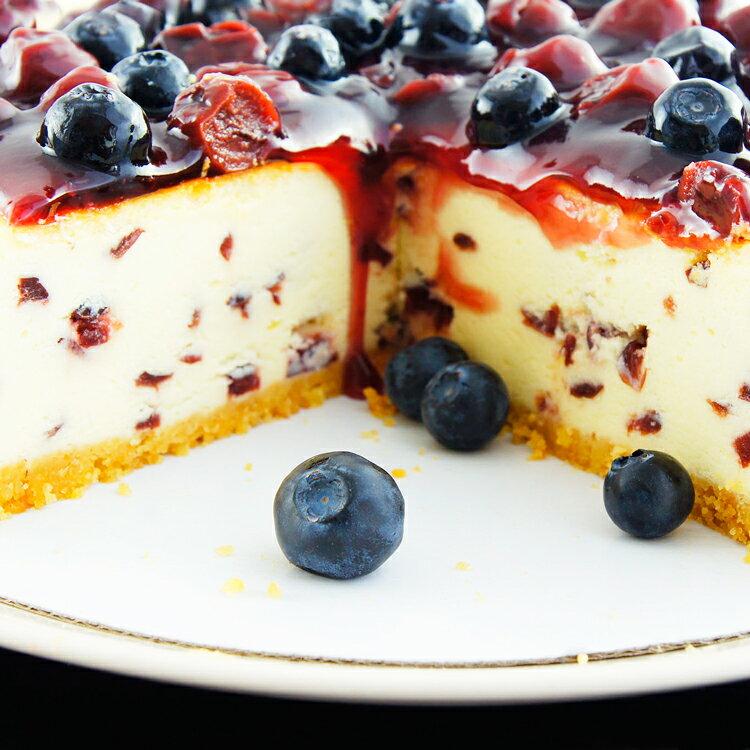 限時免運!莓莉號 8吋【伯恩乳酪工坊】▶三種莓果酸甜滋味~乳酪在-5℃吃起來如同冰淇淋口感綿密,一起享受超實在莓果乳酪冰淇淋口感的蛋糕吧! ps.為保持果粒完整 本商品完整不切 #團購美食 #下午茶#伴手禮 1