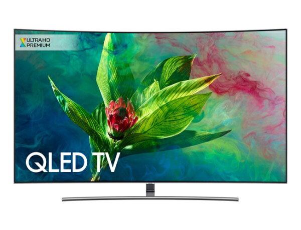 SAMSUNG三星QA65Q8CNAWXZW65吋QLED曲面液晶電視