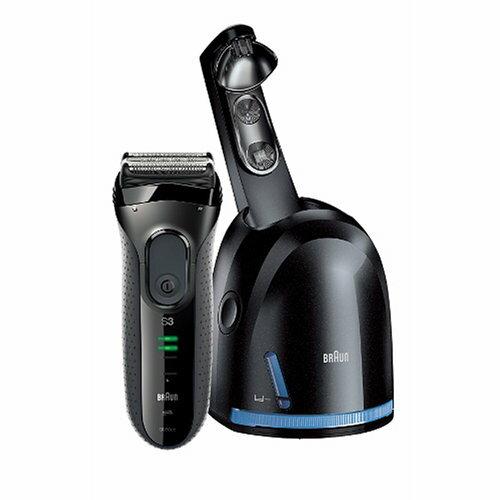 德國百靈BRAUN 電動刮鬍刀 三鋒系列/3050cc-G。1色-日本必買 代購/日本樂天代購(9480*1)