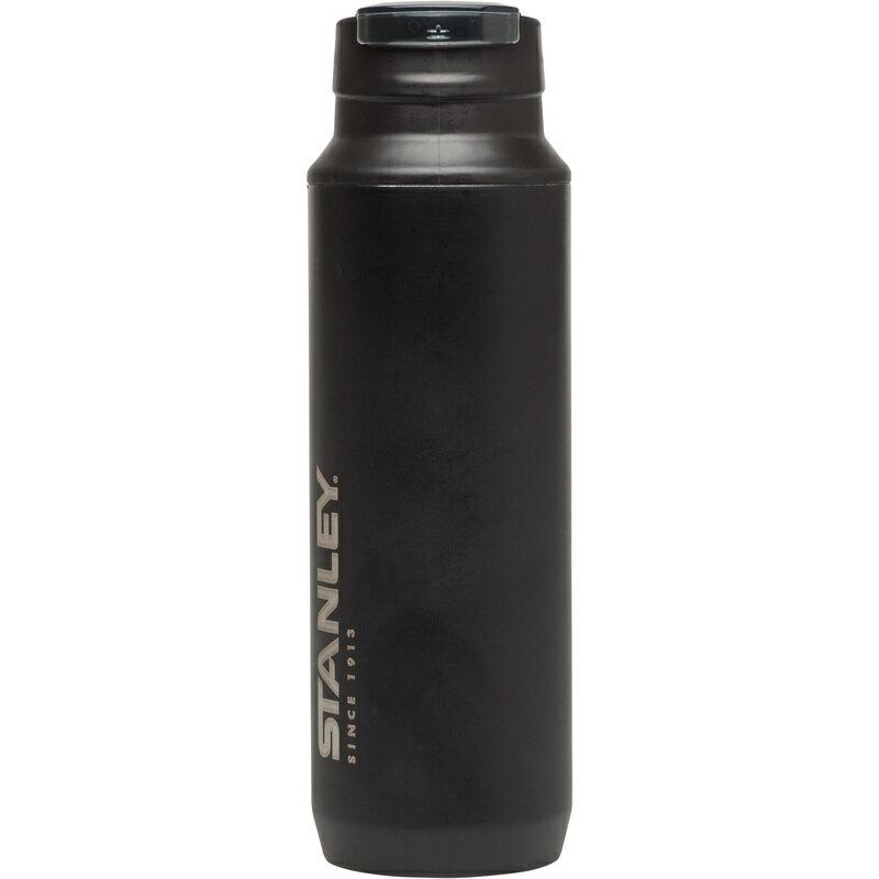 Stanley 單手真空保溫杯/保溫瓶/保溫水壺 SwitchBack 0.47L 10-02285 黑色