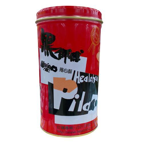 黑師傅捲心酥-牛奶口味400g【愛買】