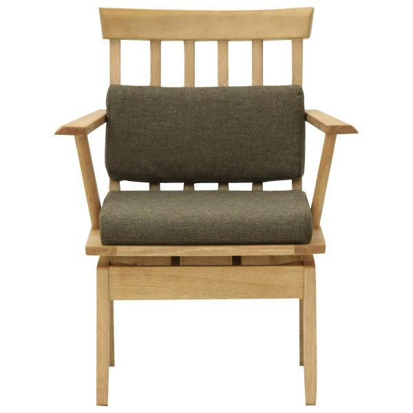 ◎(OUTLET)橡膠木質餐桌椅四件組 SAZANAMI 150 LBR 福利品 NITORI宜得利家居 8