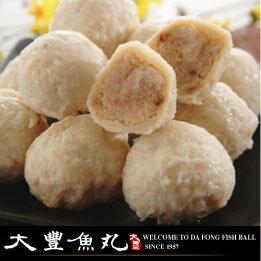 【大豐魚丸】火鍋料鍋物專家--福州魚丸--300g