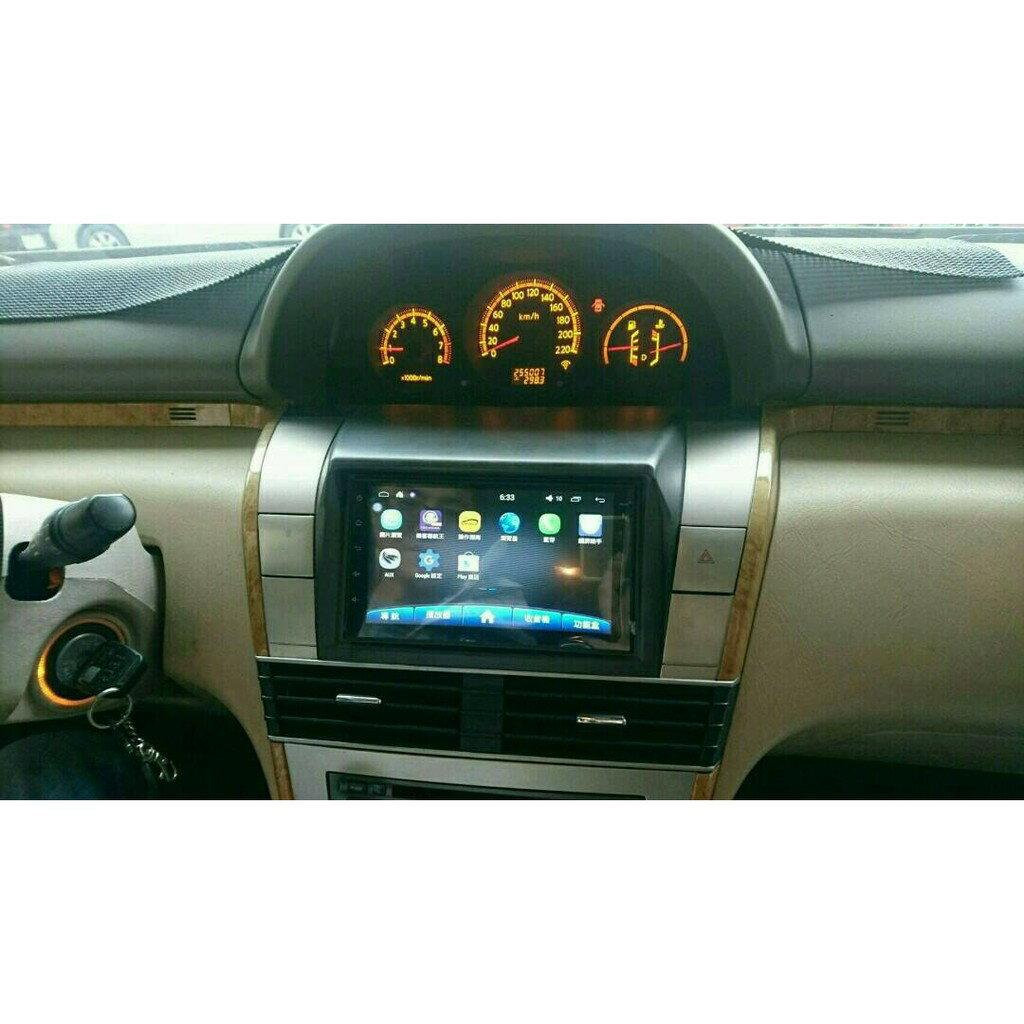 豐田全車系TOYOTA vios altis wish innova7吋安卓版螢幕主機