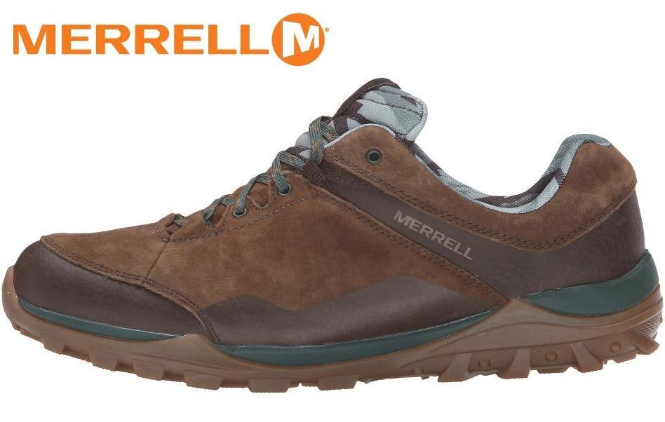 六折 Merrell 防水透氣越野鞋  健行鞋  登山鞋 FRAXION GORE~TEX