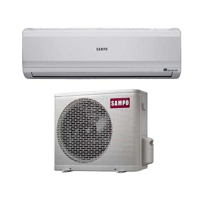 SAMPO 聲寶 定頻ㄧ對一分離式冷氣 單獨除濕 全自動FUZZY溫控 AM-PC41/AU-PC41