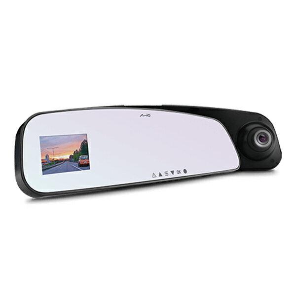 Mio MiVue R60 F1.6夜視進化 後視鏡行車記錄器 (內附 16G 記憶卡)《熱銷產品》