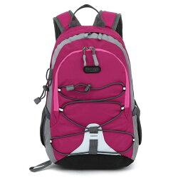 【FREEKNIGHT】 15L 輕量休閒女用背包/兒童背包 (玫紅) FK0611RD