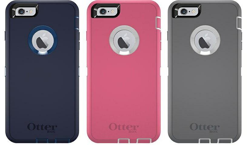 【OtterBox】Defender iPhone6 Plus / iPhone6s Plus 防摔 防撞 保護殼