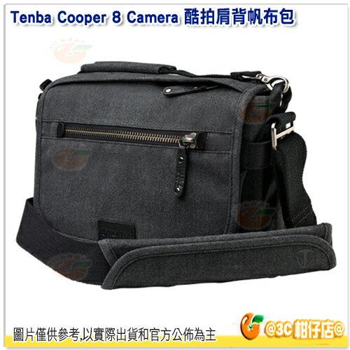 TenbaCooper8Camera酷拍肩背帆布包637-401公司貨肩背包相機包8吋平板iPadMini