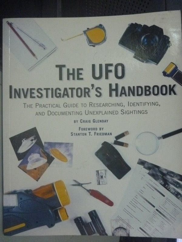 【書寶二手書T8/科學_YAN】The Ufo Investigators Handbook