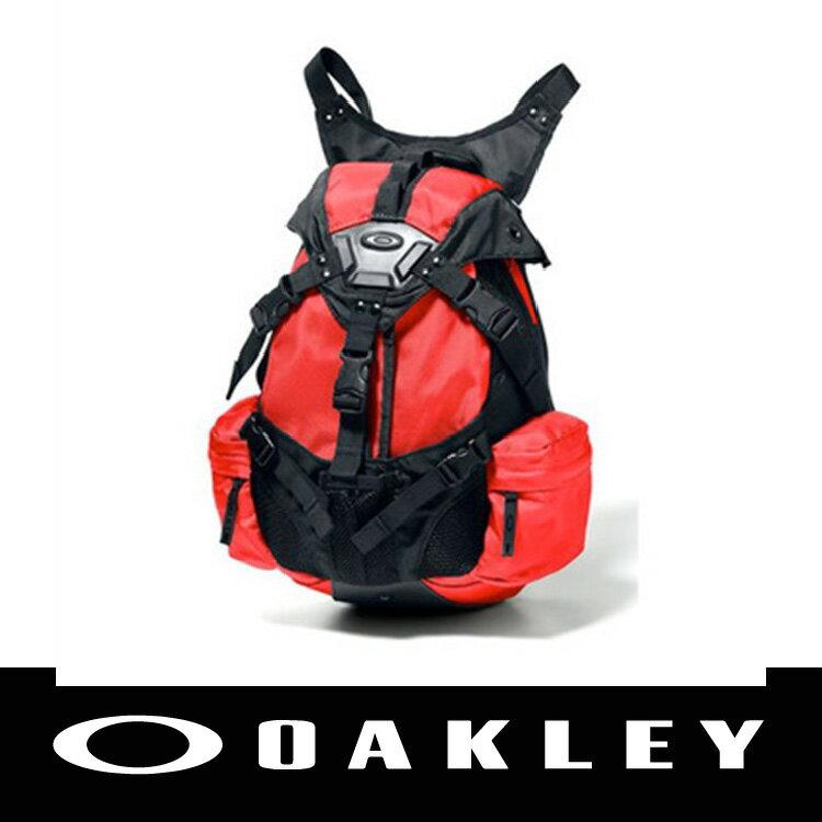 【出清65折】OAKLEY FA13 SMALL ICON BACK PACK 三叉後背包 可放筆電 OAK-92355-465 萬特戶外運動