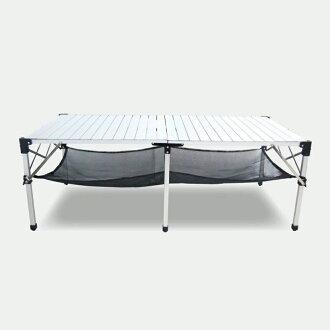 【露營趣】中和 GO SPORT 92118 大壩鋁捲桌 蛋捲桌 摺疊桌 休閒桌 桌子 速可搭