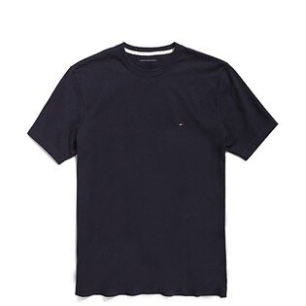 【EST】TommyHilfigerClassicCrewNeckTee短Tee[TO-0001-086]深藍色